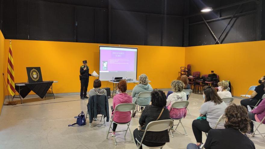 La Jonquera organitza el primer Open anual de Defensa Personal per a dones
