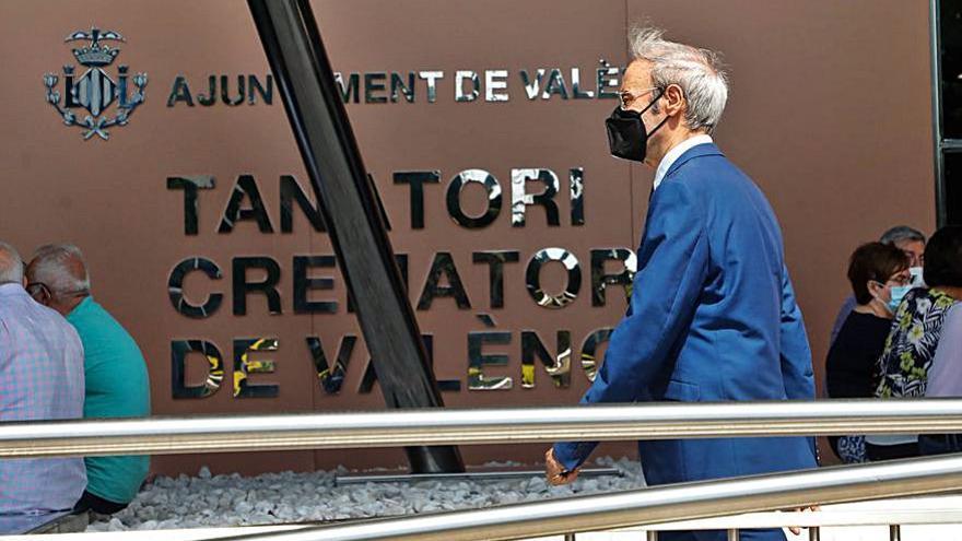 Fallecimiento El mundo de la política y el arte se despide de Tomàs Llorens