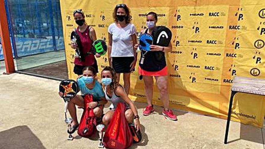 El Circuit Open Head de Pàdel  se celebra a Vilablareix
