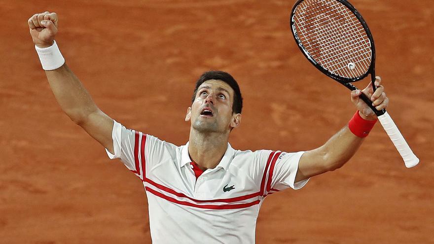 Djokovic tumba a Nadal en una batalla épica
