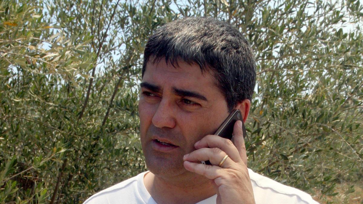José Forés, alcalde de Llombai.