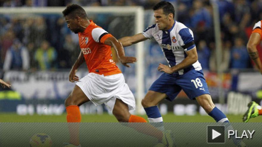 El Málaga toma oxígeno