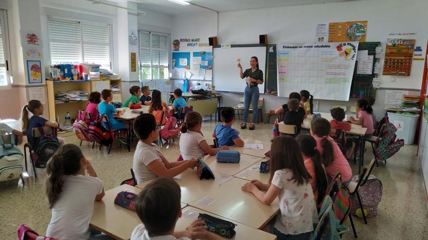"""El nuevo plan """"A menjar sa!"""" busca mejorar los hábitos alimentarios en los colegios de la Comunitat Valenciana"""