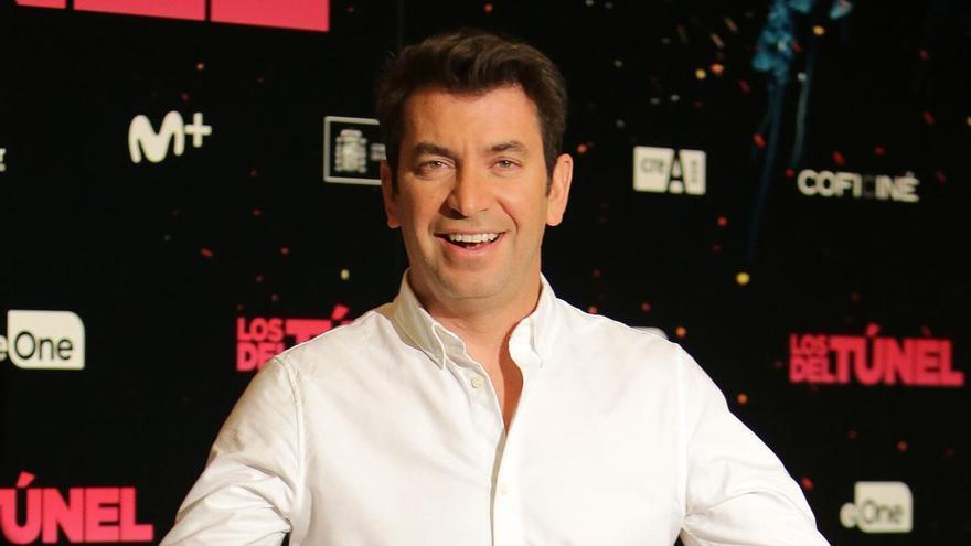 Arturo Valls protagonizará 'Dos años y un día', una comedia de Atresmedia