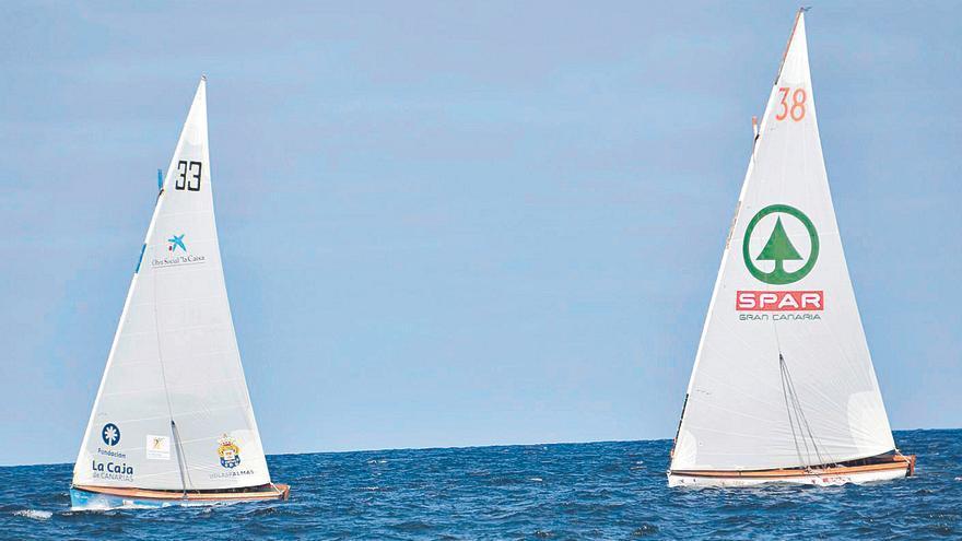 'Puerto de La Luz', 'Morales' y 'Villa' entran en el playoff