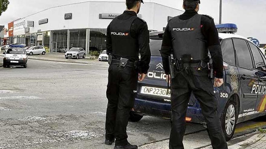 Junger Mann auf Sant-Antoni-Feier in Manacor niedergestochen