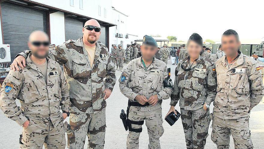 Un exmilitar canario: «Ir de misión a Afganistán era como retroceder a la Edad Media»