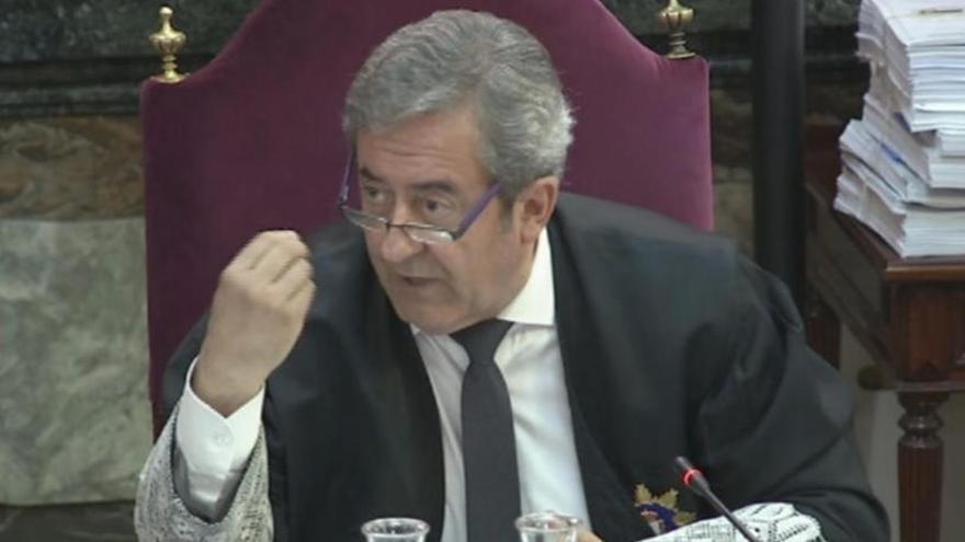 El fiscal Zaragoza diu que la sentencia es coneixerà en els primers deu dies d'octubre