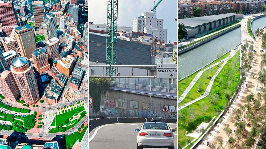 Madrid y Boston, espejos para dignificar el acceso de la AP-9