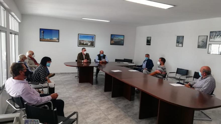 La Diputación licitará el proyecto de mejora de la red de abastecimiento en Sayagua