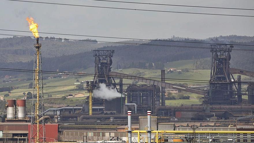 Arcelor tendrá este año un sobrecoste en su factura de la luz de más de 77 millones