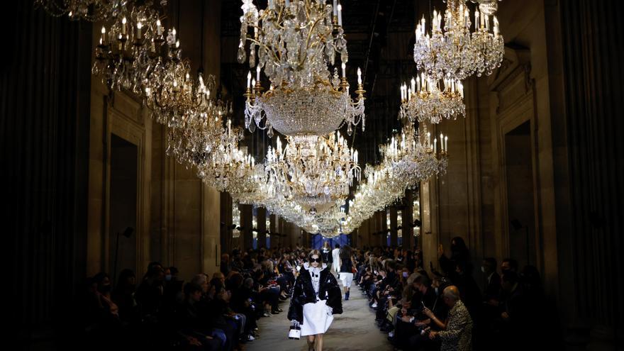 París recoge su pasarela tras una semana llena de alegría y dinamismo