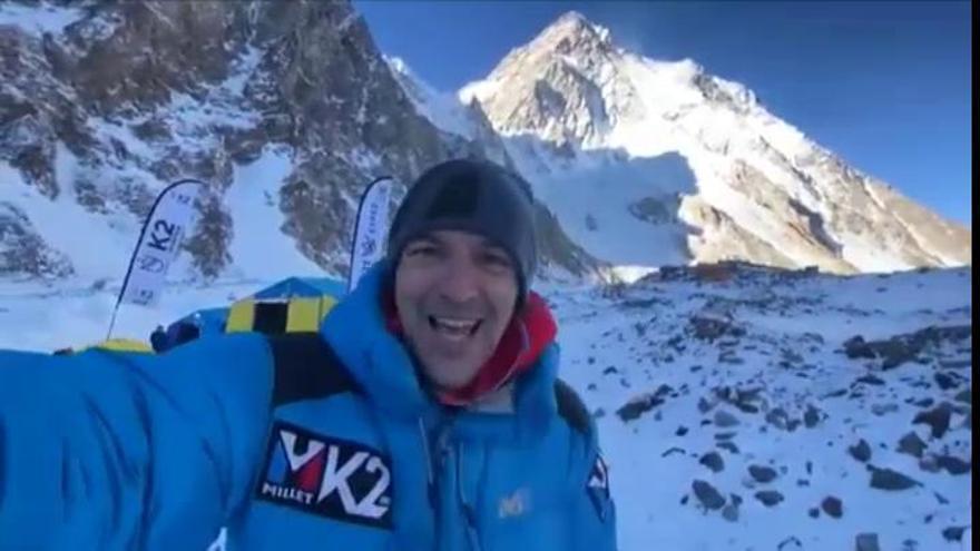 Fallece el alpinista Sergi Mingote cuando trataba de coronar el K2
