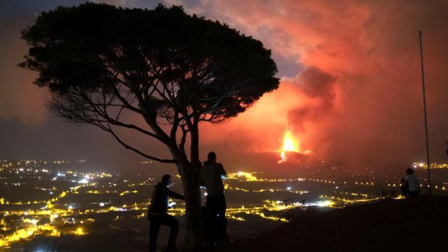 Un volcán que cambiará a La Palma y moverá a Canarias