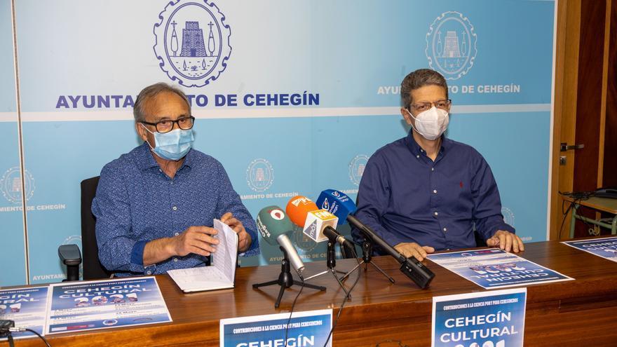 La doctora Cati de Paco Matallana abre el ciclo 'Cehegín Cultural' 2021