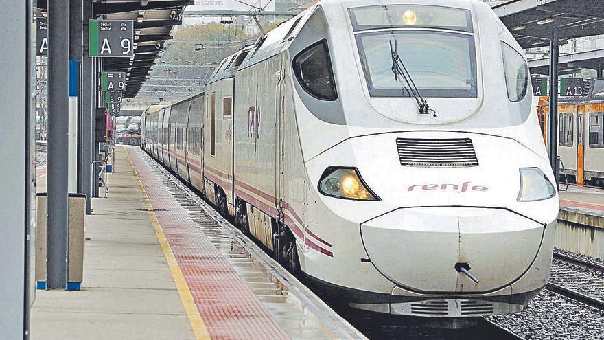 El AVE permitirá reducir una hora la conexión por tren de A Coruña con Madrid