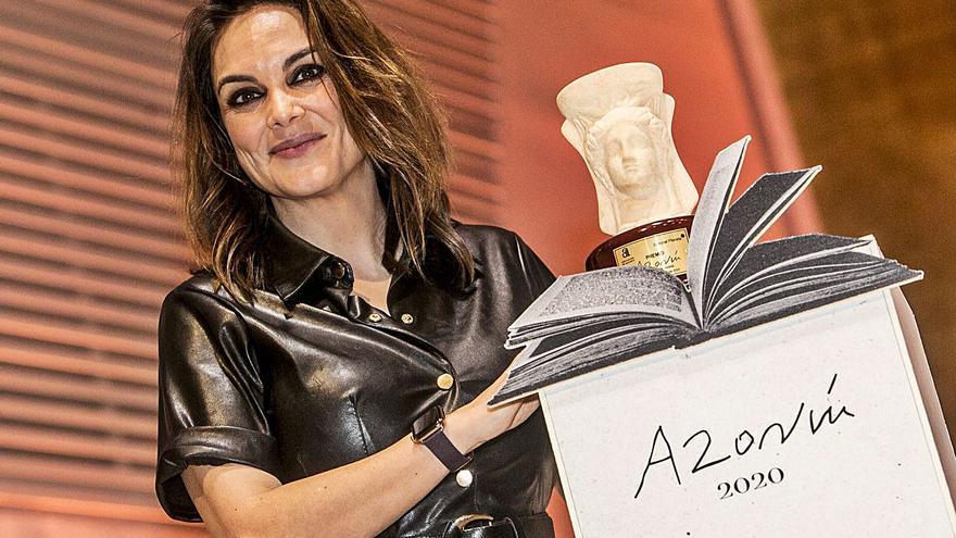El Premio Azorín se pospone para poder celebrar la gala presencial