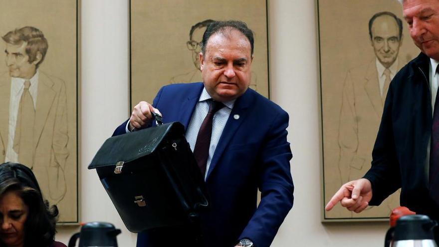 El juez investiga el patrimonio del exjefe de la UDEF