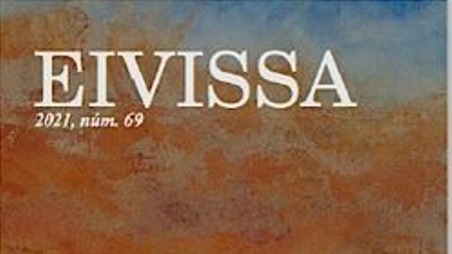 El IEE presenta el número 69 de la revista Eivissa el jueves en Can Ventosa