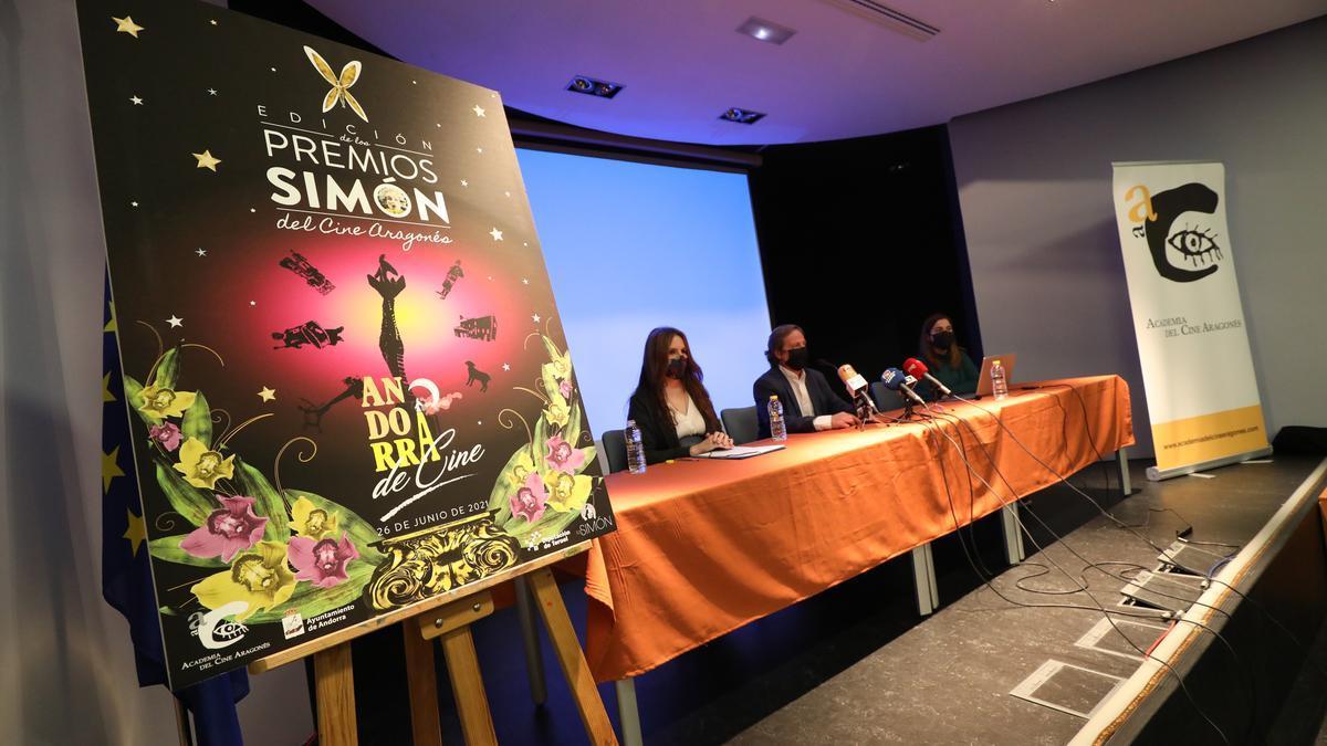 La Academia del Cine Aragonés (ACA) ha desvelado este viernes las nominaciones a la décima edición de los Premios Simón.