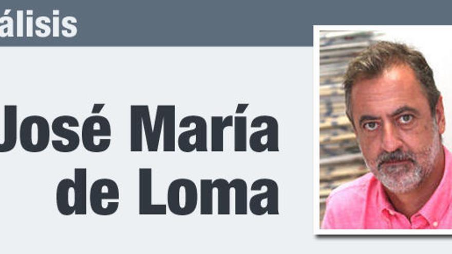 'La emoción andaluza', por José María de Loma