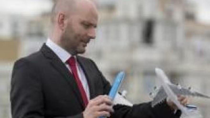 «El pasajero corporativo de KLM en València está creciendo mucho»