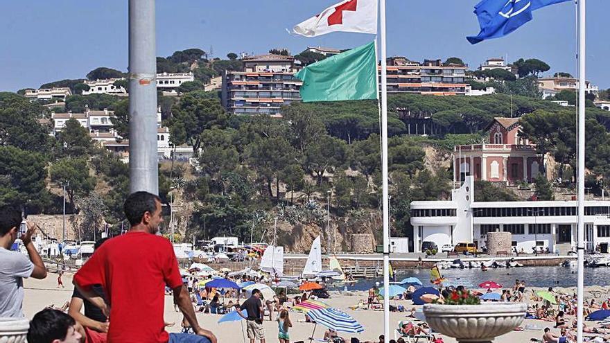 Les poblacions gironines han demanat permís per a 2.101 activitats al litoral aquest estiu