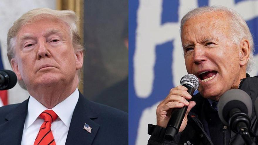 Biden agafa avantatge a Wisconsin i Michigan en un escrutini ajustat