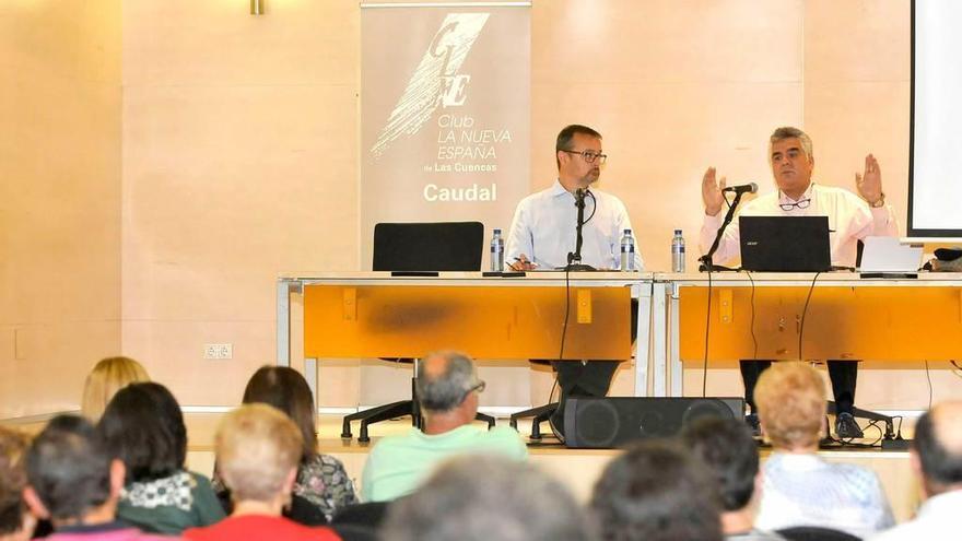 """Agripino Menéndez: """"Cien fracturas de cadera se operan cada año en el Caudal"""""""