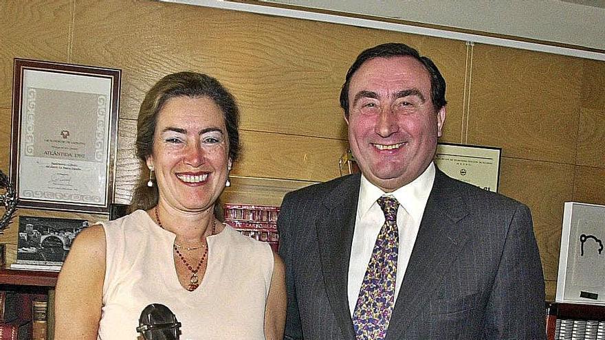 Luto por la abogada ovetense María José Cervero, esposa de Graciano García