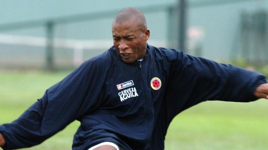 El exfutbolista Edwin Congo, en libertad tras ser detenido en una operación antidroga