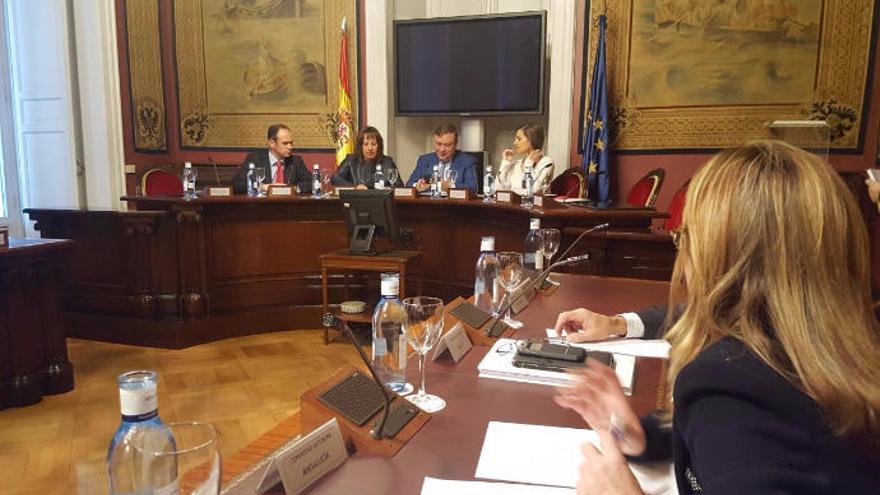 Canarias reivindica en el Senado un Pacto por la Educación inclusivo