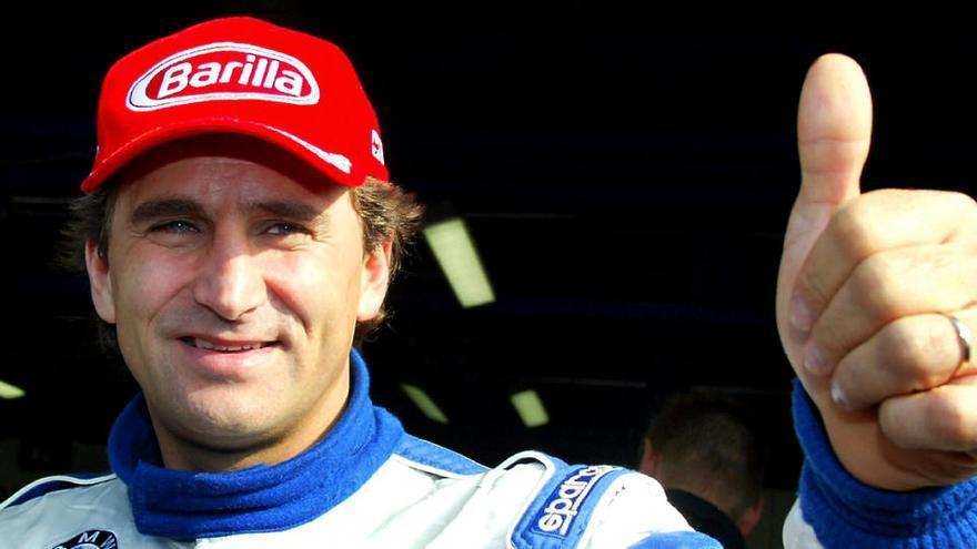 """El expiloto de Fórmula-1 Alex Zanardi, en condiciones """"gravísimas"""" tras un accidente"""