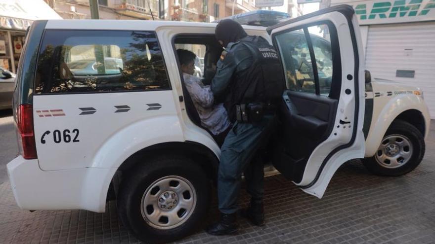 22 Kilo Kokain bei Drogenrazzia auf Mallorca beschlagnahmt