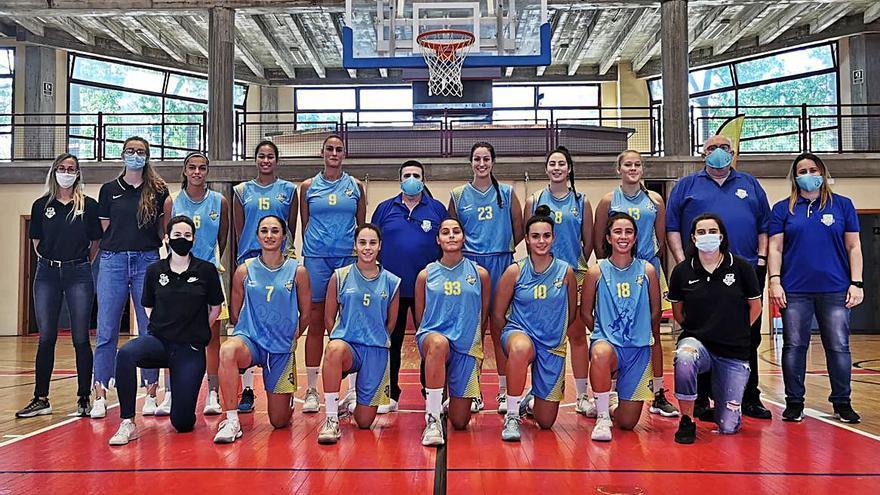 El Andratx Edbaser y el Clínica Áureo Sant Josep inician la Liga Femenina 2