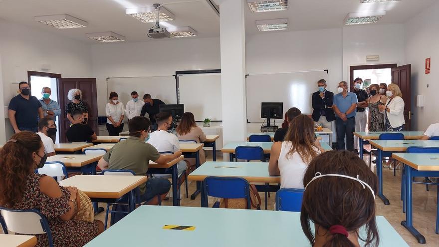 La escuela de hostelería La Fonda de Benalmádena inicia el curso con plazas libres