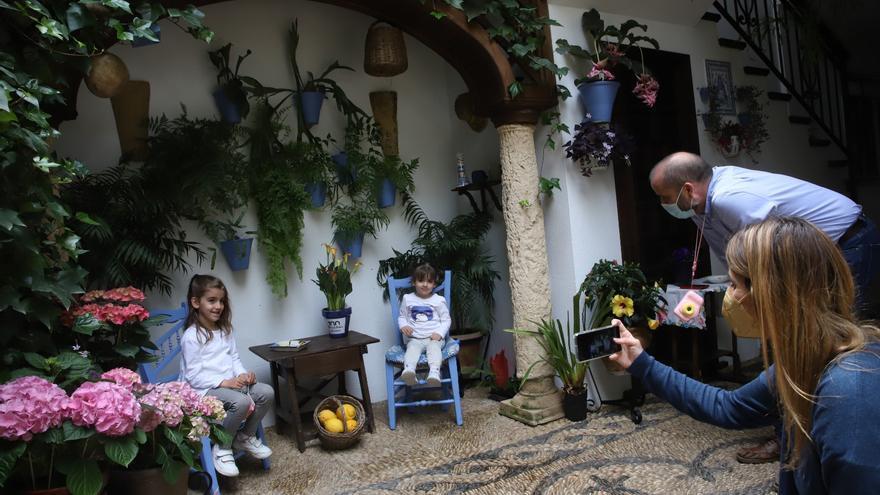Los patios de Córdoba reciben 87.233 visitas en los cuatro primeros días de concurso
