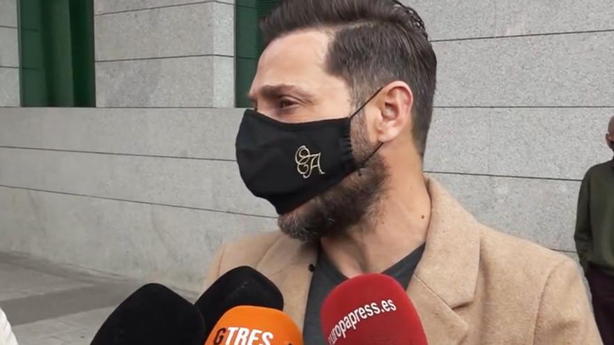 """Antonio David carga contra Rocío Carrasco: """"Tengo material de sobra para desmontar lo que cuenta"""""""
