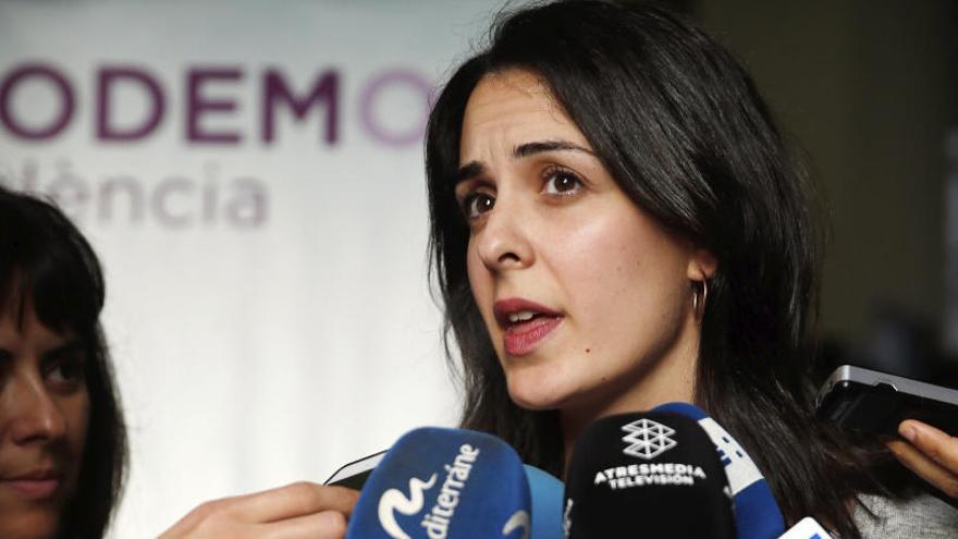 Rita Maestre y otros cinco ediles de Carmena rompen con Podemos