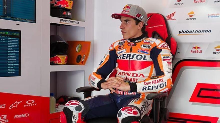 """Márquez: """"El 2020 me enseñó que hay muchas carreras, pero solo un cuerpo"""""""