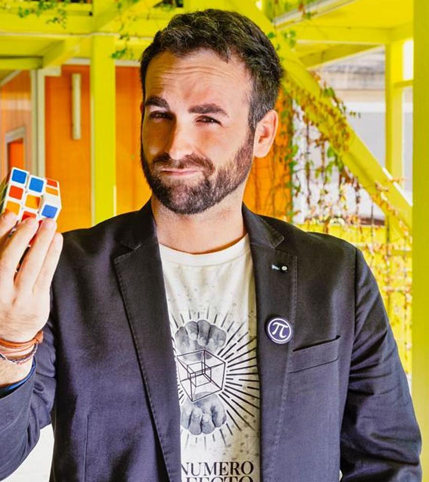 Santiago García Cremades: Matemáticas para combatir el virus