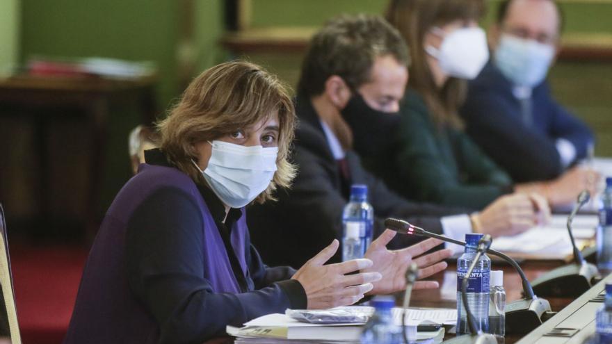 """El PSOE acusa al gobierno de Oviedo de protagonizar la ejecución de inversiones """"más baja del siglo"""" en 2020"""