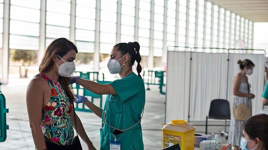 Zamora afronta la segunda quincena de agosto con la vacunación encarrilada