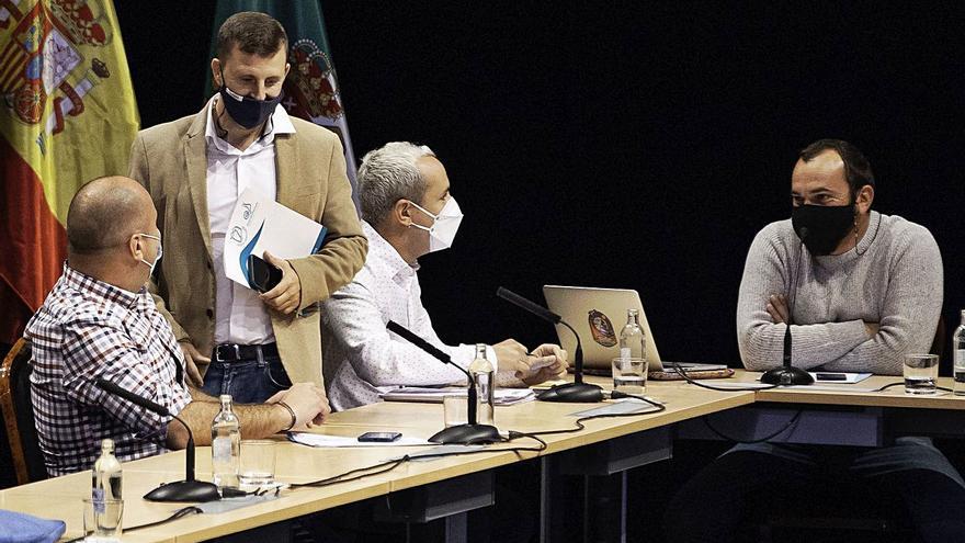 AMF entregará su acta en el Parlamento para que Lloret sea presidente insular
