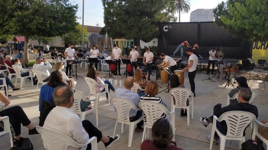 El Conservatorio Óscar Esplá ofrece un ciclo de conciertos en las Cigarreras
