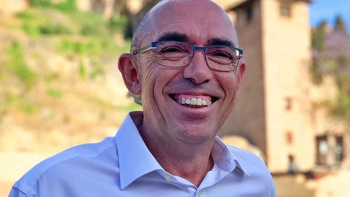 Eduardo Zorrilla, portavoz de IU y Podemos en el Ayuntamiento de Málaga.