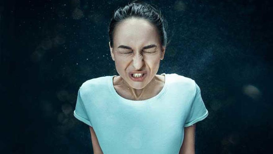 ¿Sabes toser o estornudar correctamente?