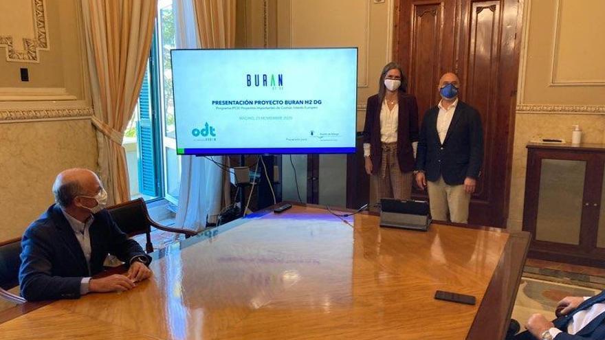 Buran Energy desarrollará el proyecto de Hidrógeno Renovable en el Puerto de Málaga