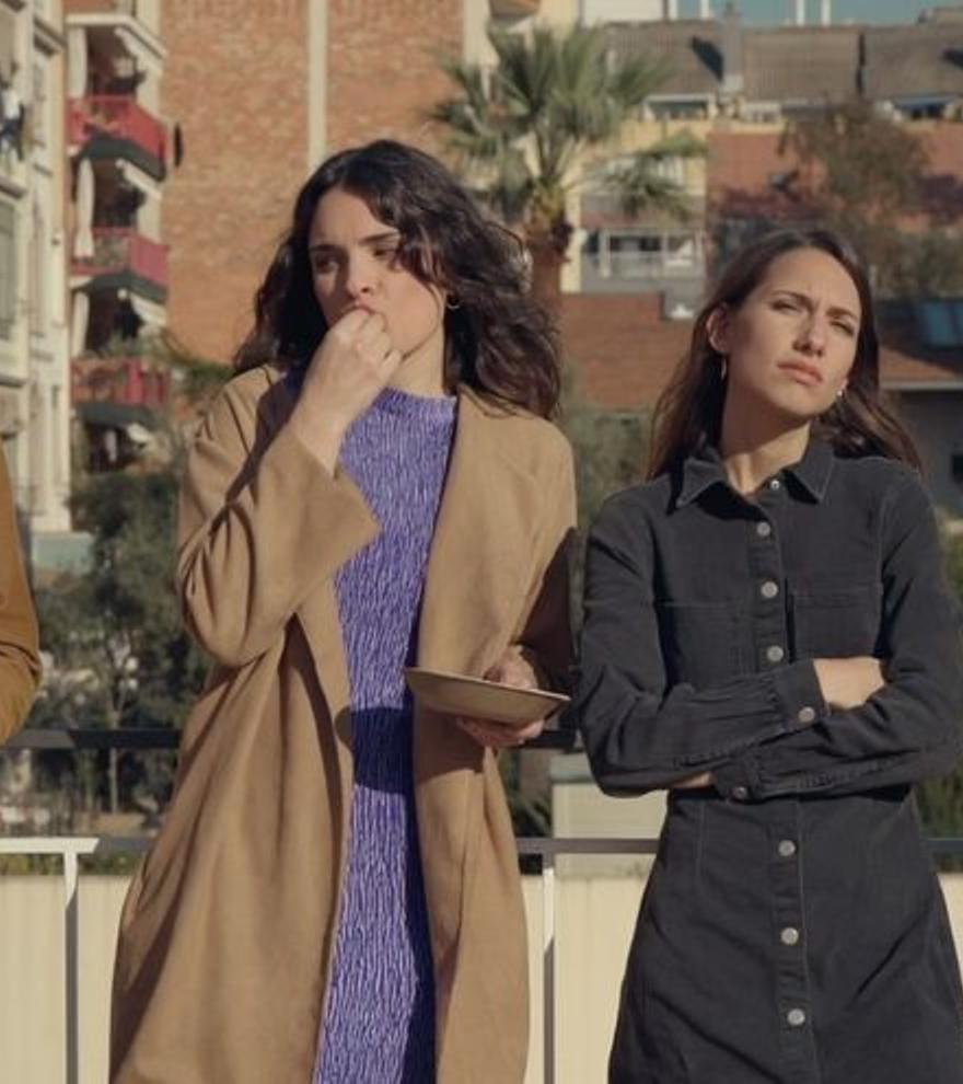 Filmin estrena 'Contiguo', una historia de amor y positivismo en pandemia