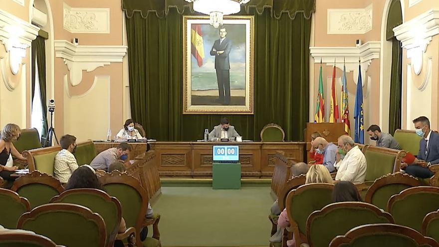 """En gobierno local de Castelló admite """"descoordinación"""" entre técnicos y políticos al retirar el mural de Ripollés de una fachada"""